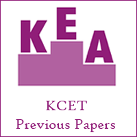 KCET Previous Papers
